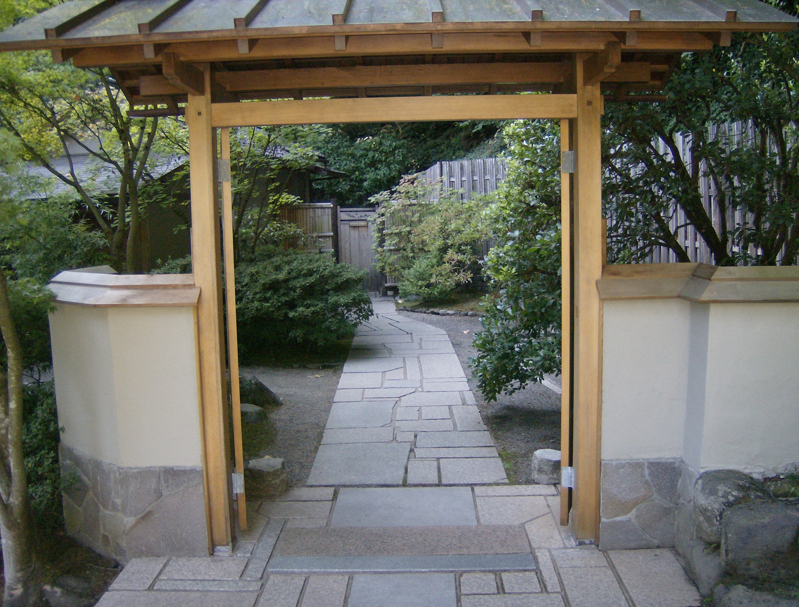 The Straight Lines And Eye Catching Geometricu0027s Of Japanese Gardens ...
