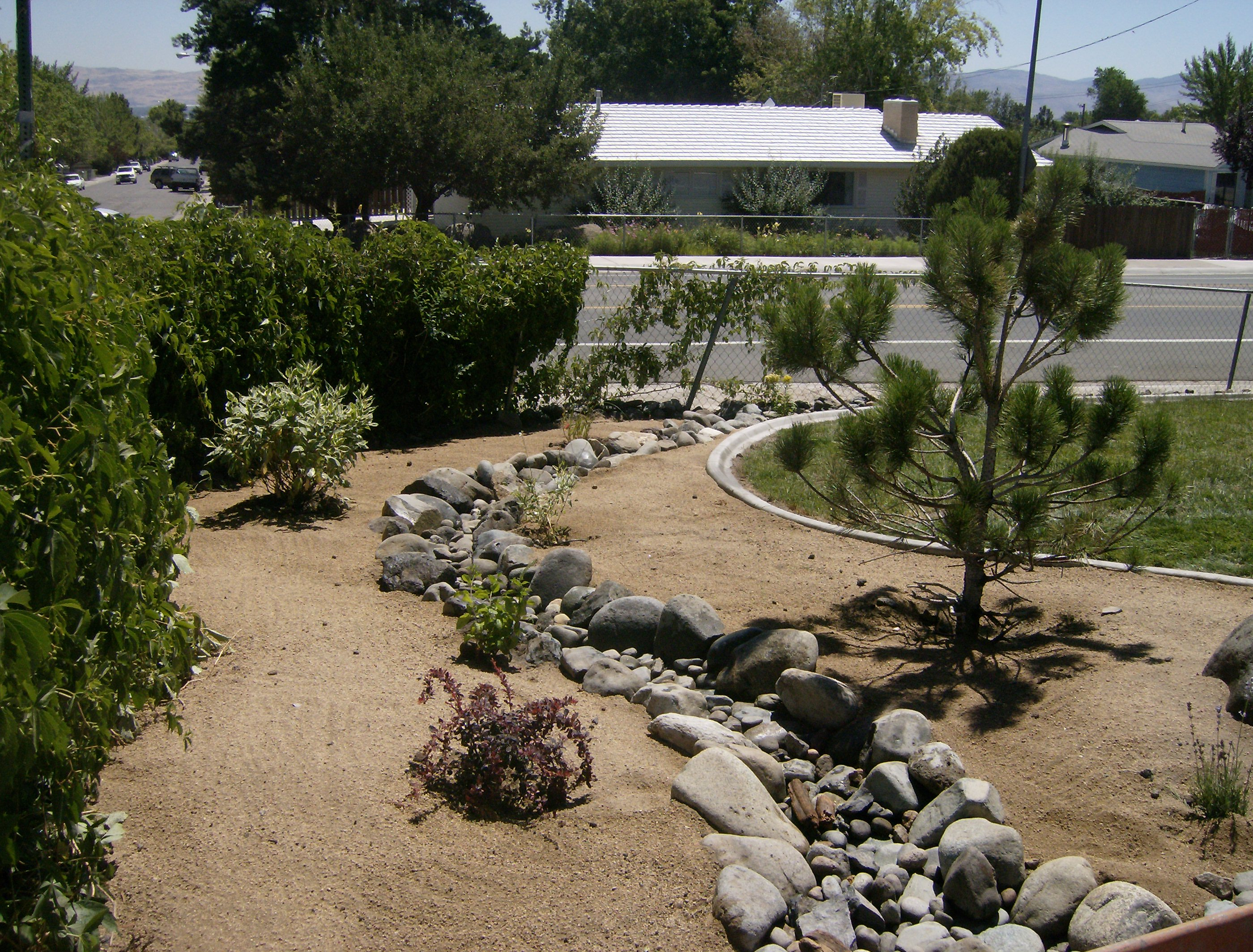 Drainage Steve Snedekers Landscaping And Gardening Blog