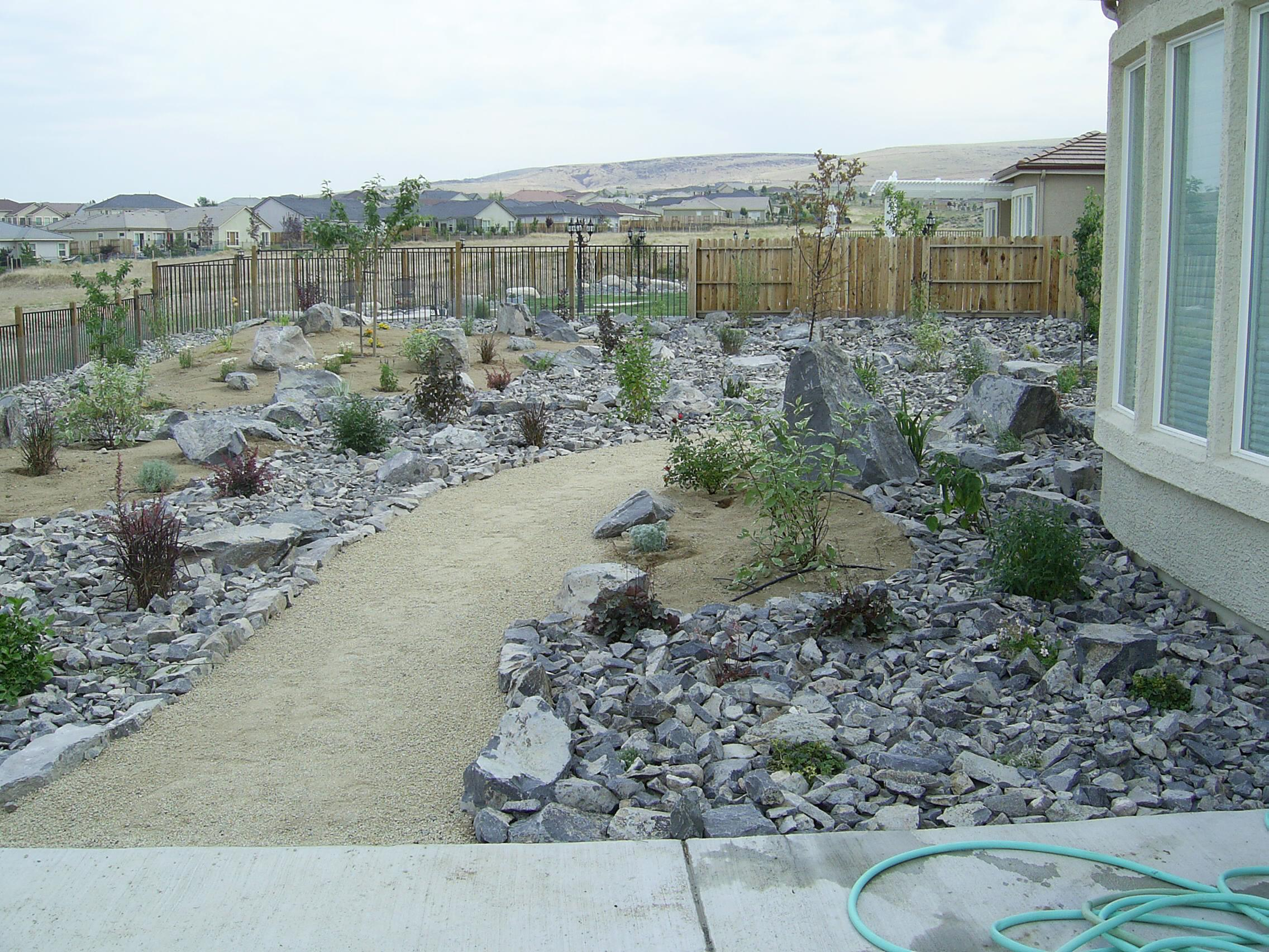 Reno nevada steve snedeker s landscaping and gardening blog for Outdoor design reno