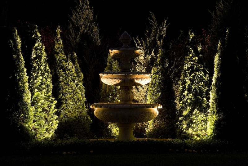 landscape lighting basic notes steve snedeker s landscaping and