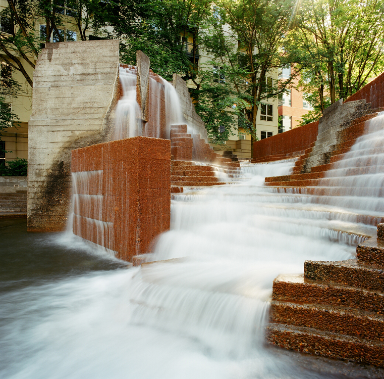 Lovejoy Fountain